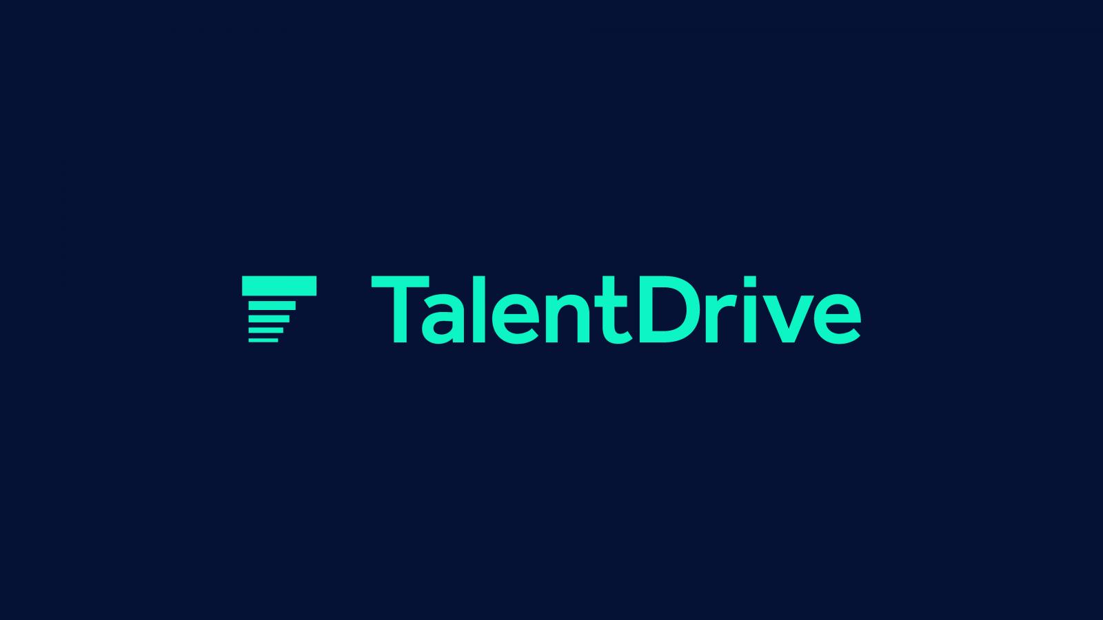 Talent Drive branding